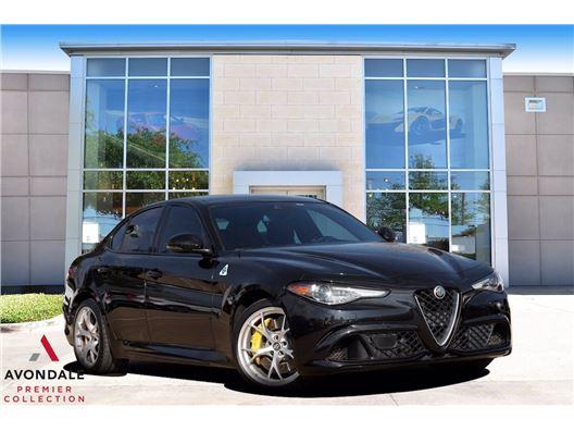 2018 Alfa Romeo Giulia for sale in Dallas, Texas 75209