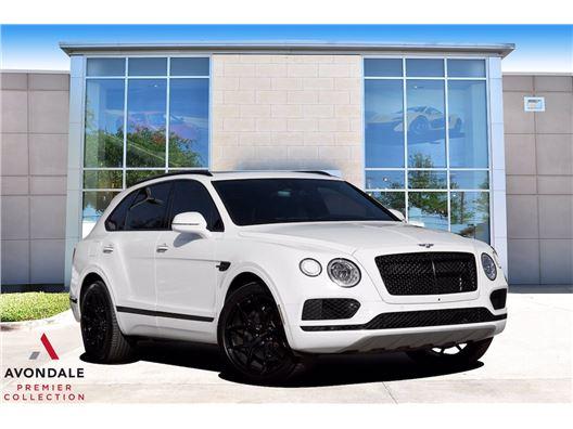 2017 Bentley Bentayga for sale in Dallas, Texas 75209