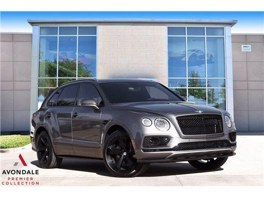 2018 Bentley Bentayga for sale in Dallas, Texas 75209