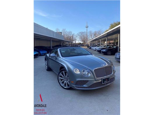 2017 Bentley Continental GT for sale on GoCars.org