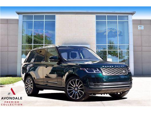 2020 Land Rover Range Rover for sale in Dallas, Texas 75209