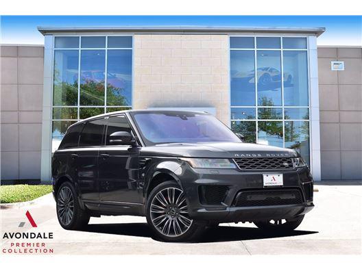 2019 Land Rover Range Rover Sport for sale in Dallas, Texas 75209