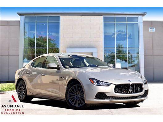 2017 Maserati Ghibli for sale in Dallas, Texas 75209