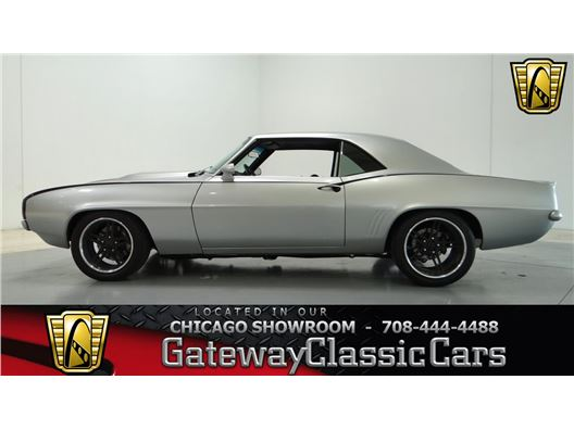 1969 Chevrolet Camaro for sale in Tinley Park, Illinois 60487