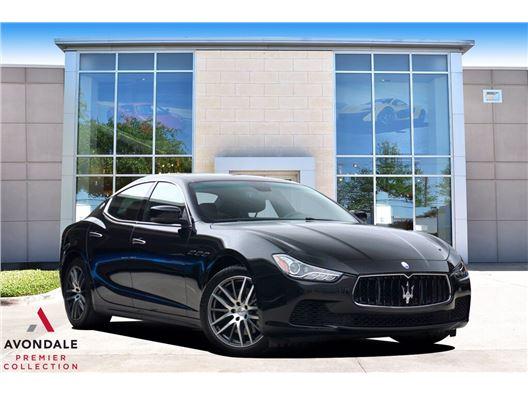 2014 Maserati Ghibli for sale in Dallas, Texas 75209