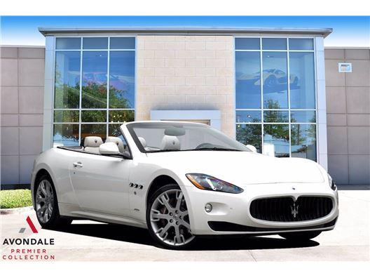 2013 Maserati GranTurismo for sale in Dallas, Texas 75209