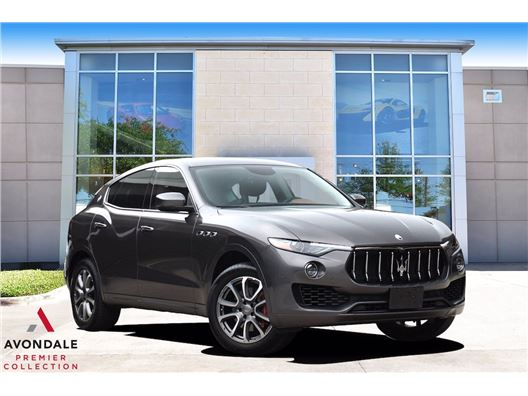 2019 Maserati Levante for sale in Dallas, Texas 75209
