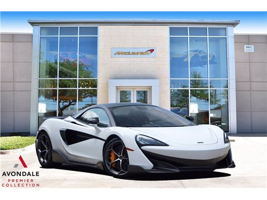 2020 McLaren 600LT for sale in Dallas, Texas 75209