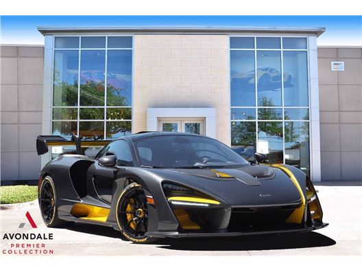 2019 McLaren SENNA for sale in Dallas, Texas 75209