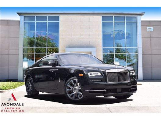 2018 Rolls-Royce Wraith for sale in Dallas, Texas 75209