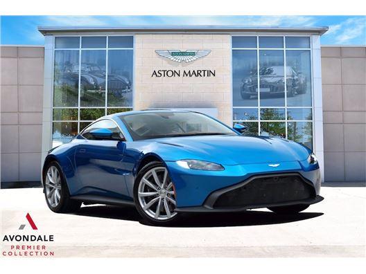 2020 Aston Martin Vantage for sale in Dallas, Texas 75209