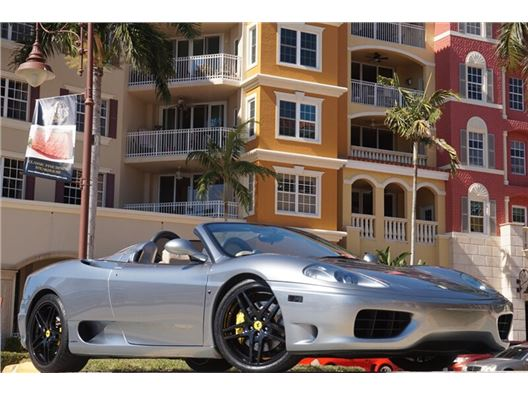 2004 Ferrari 360 Spider for sale on GoCars.org