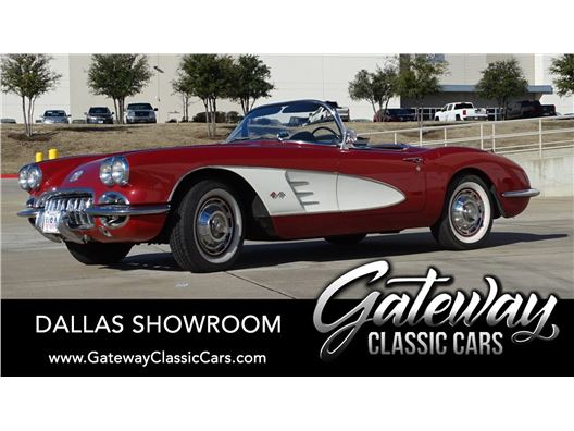 1960 Chevrolet Corvette for sale in DFW Airport, Texas 76051
