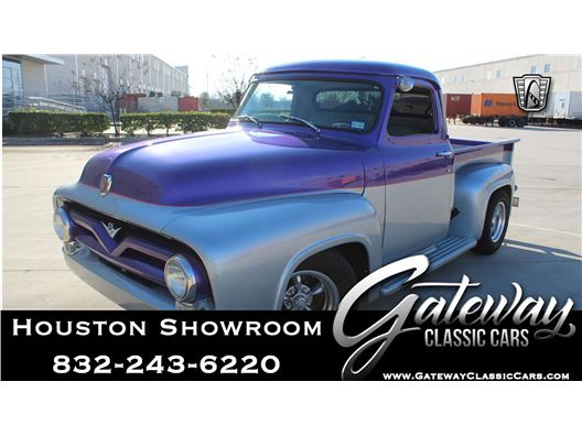 1955 Ford F1 for sale in Houston, Texas 77090