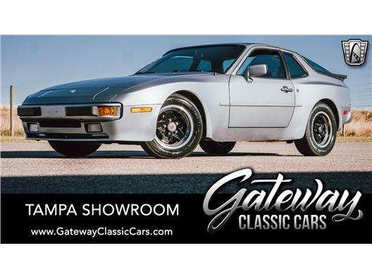 1985 Porsche 944 for sale in Ruskin, Florida 33570