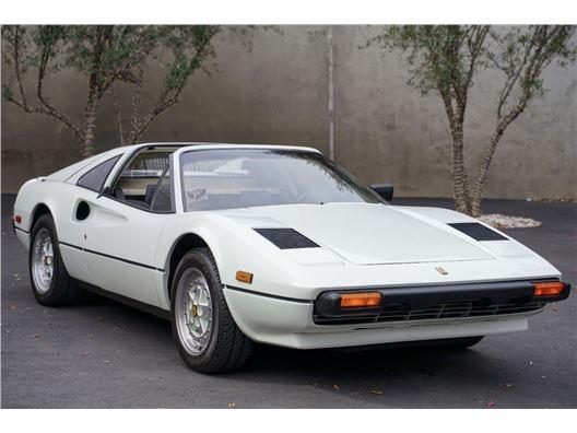 1981 Ferrari 308GTS for sale in Los Angeles, California 90063