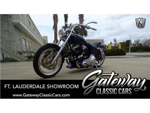 2002 Custom Motorcycle for sale in Coral Springs, Florida 33065