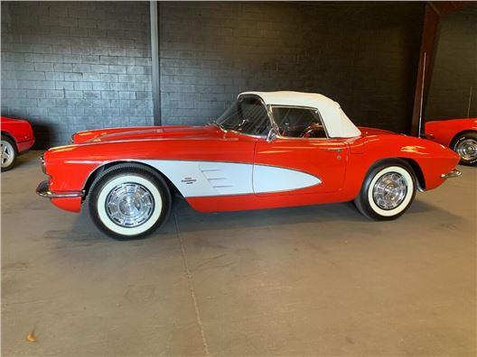1961 Chevrolet Corvette for sale on GoCars.org