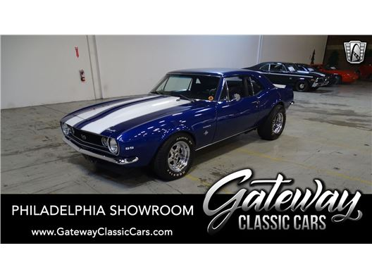 1967 Chevrolet Camaro for sale in West Deptford, New Jersey 8066