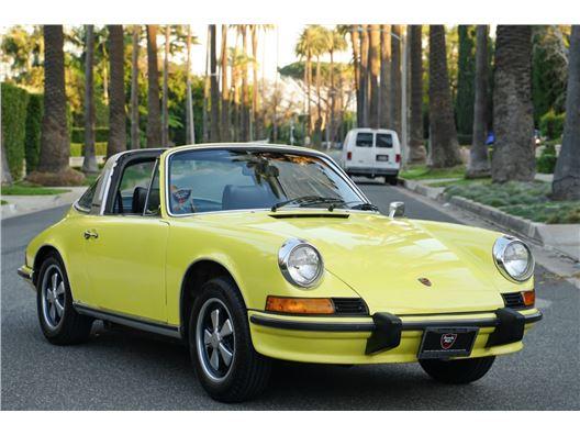 1973 Porsche 911E for sale on GoCars.org