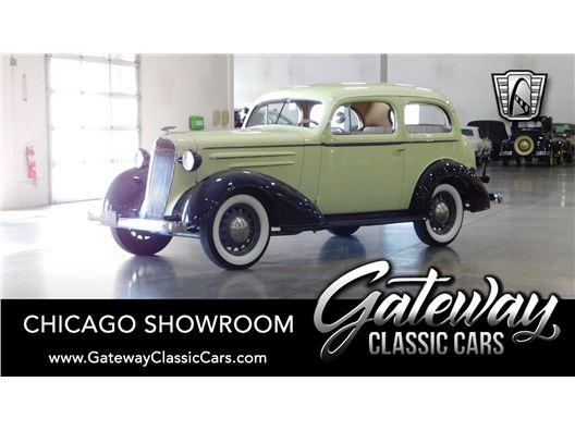 1936 Chevrolet Master Deluxe for sale in Crete, Illinois 60417