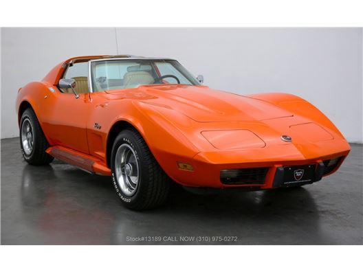1976 Chevrolet Corvette for sale in Los Angeles, California 90063