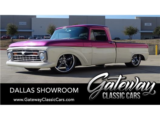 1966 Ford F100 for sale in DFW Airport, Texas 76051
