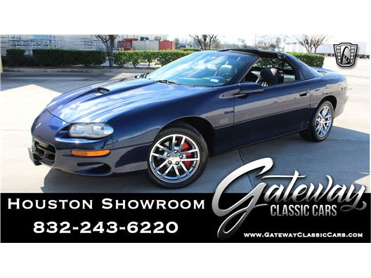 2001 Chevrolet Camaro for sale in Houston, Texas 77090