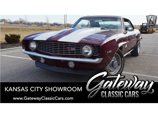 1969 Chevrolet Camaro for sale in Olathe, Kansas 66061