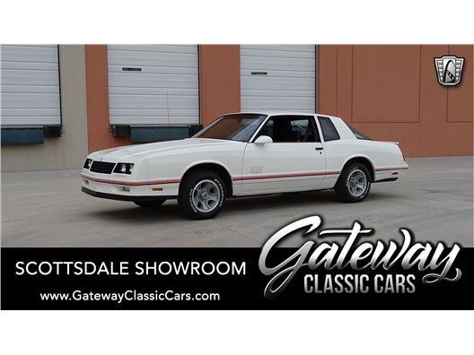 1987 Chevrolet Monte Carlo for sale in Phoenix, Arizona 85027