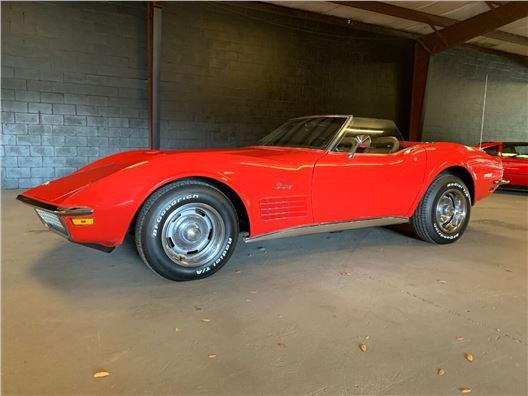 1972 Chevrolet Corvette for sale on GoCars.org