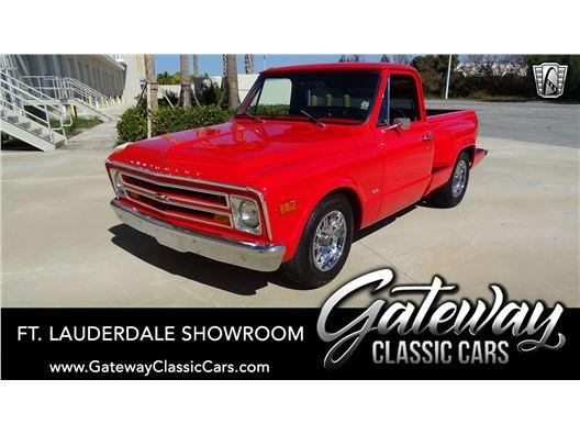 1968 Chevrolet Pickup for sale in Coral Springs, Florida 33065