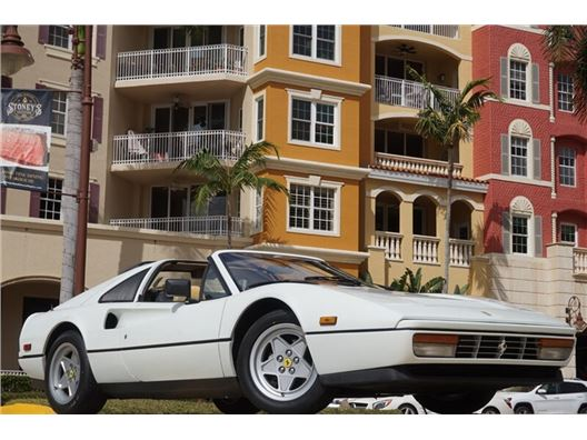 1988 Ferrari 328 GTS Targa for sale in Naples, Florida 34104