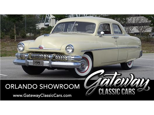 1951 Mercury Eight for sale in Lake Mary, Florida 32746