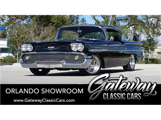 1958 Chevrolet Bel Air for sale in Lake Mary, Florida 32746