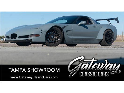 2001 Chevrolet Corvette for sale in Ruskin, Florida 33570