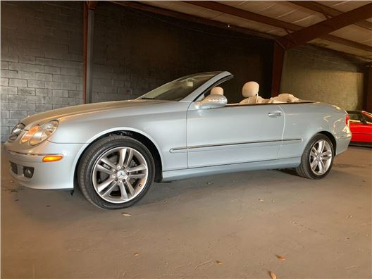 2007 Mercedes-Benz CLK for sale on GoCars.org