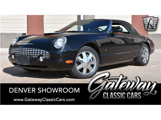 2003 Ford Thunderbird for sale in Englewood, Colorado 80112