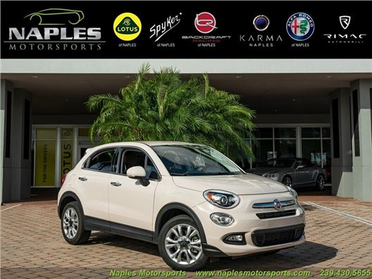 2016 Fiat 500X Lounge for sale in Naples, Florida 34104