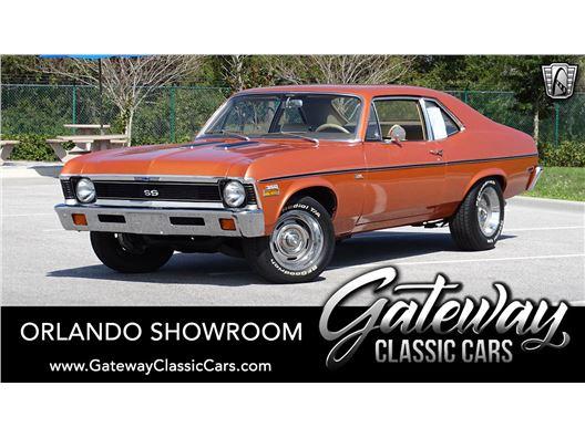 1971 Chevrolet Nova for sale in Lake Mary, Florida 32746