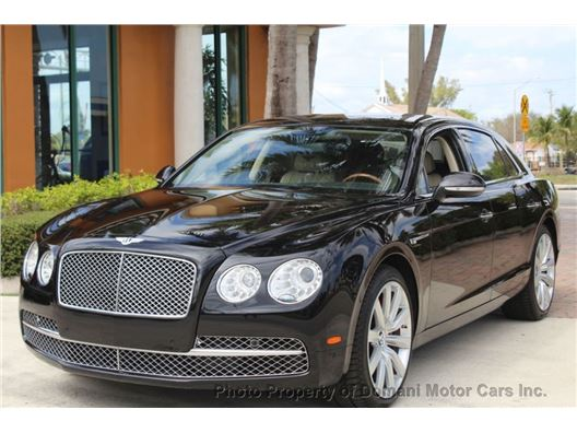 2014 Bentley Continental Flying Spur for sale on GoCars.org