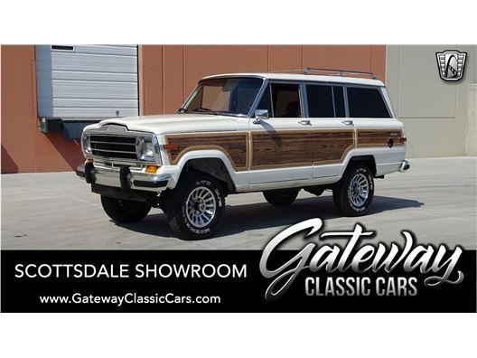 1987 Jeep Grand Wagoneer for sale in Phoenix, Arizona 85027