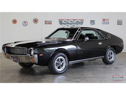 1968 AMC AMX for sale in Fairfield, California 94534