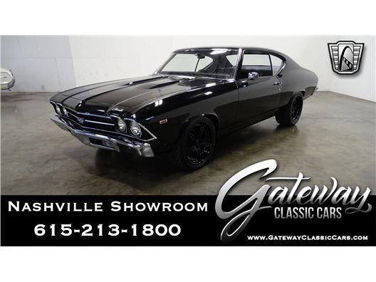 1969 Chevrolet Chevelle for sale on GoCars.org