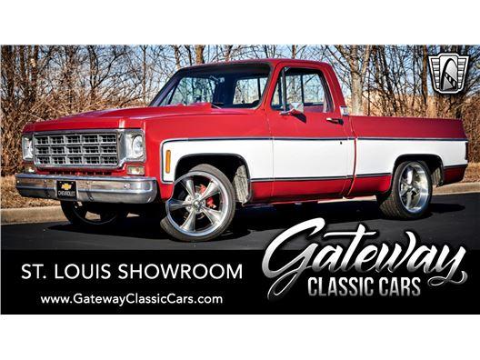 1976 Chevrolet C10 for sale in OFallon, Illinois 62269