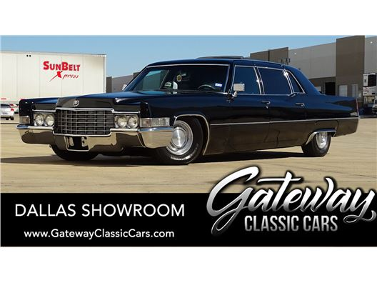 1969 Cadillac Fleetwood for sale in DFW Airport, Texas 76051