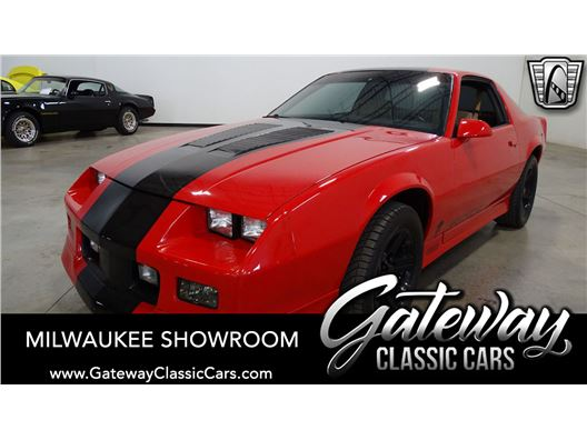 1987 Chevrolet Camaro for sale in Kenosha, Wisconsin 53144