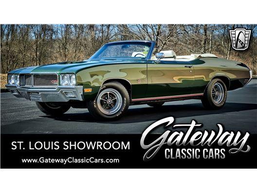 1970 Buick GS for sale in OFallon, Illinois 62269