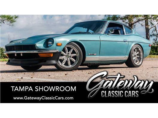 1976 Datsun 280Z for sale in Ruskin, Florida 33570