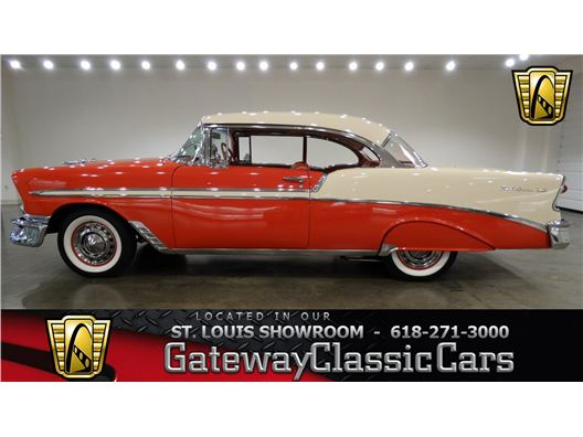 1956 Chevrolet Bel Air for sale in O'Fallon, Illinois 62269